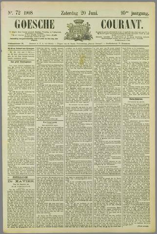 Goessche Courant 1908-06-20