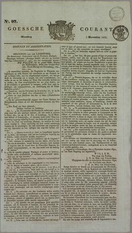 Goessche Courant 1832-12-03