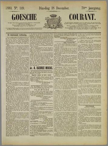 Goessche Courant 1883-12-18