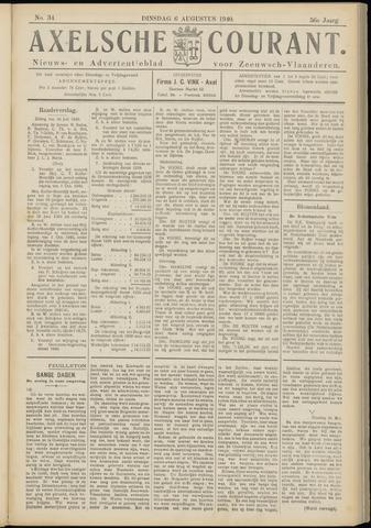 Axelsche Courant 1940-08-06