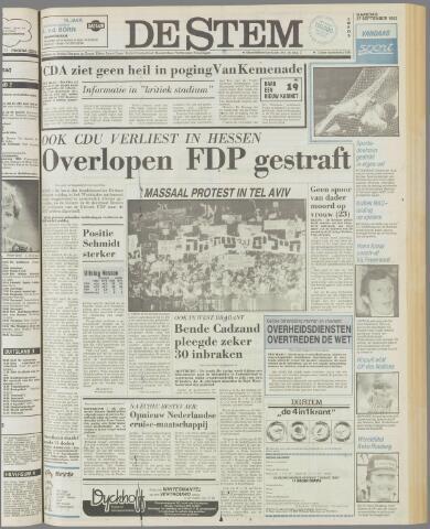 de Stem 1982-09-27