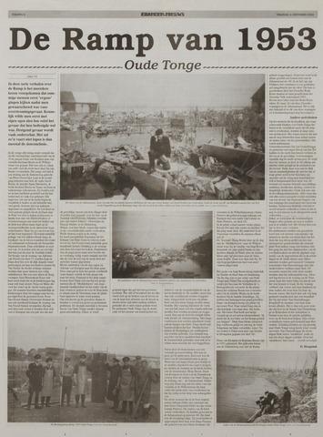 Watersnood documentatie 1953 - kranten 2002-10-04