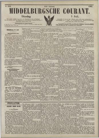 Middelburgsche Courant 1902-07-01