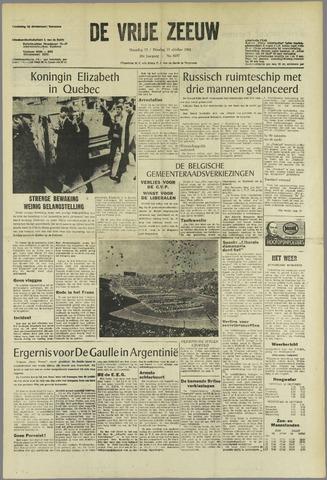 de Vrije Zeeuw 1964-10-12