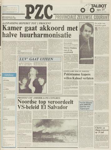 Provinciale Zeeuwse Courant 1981-03-04