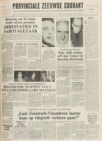 Provinciale Zeeuwse Courant 1972-02-11