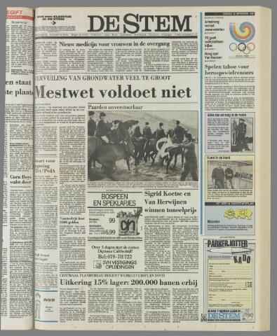 de Stem 1988-09-20