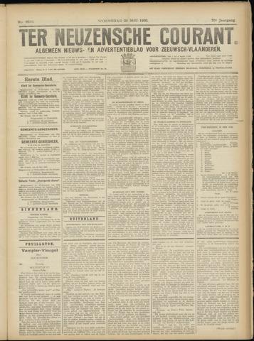 Ter Neuzensche Courant. Algemeen Nieuws- en Advertentieblad voor Zeeuwsch-Vlaanderen / Neuzensche Courant ... (idem) / (Algemeen) nieuws en advertentieblad voor Zeeuwsch-Vlaanderen 1930-05-28