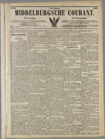 Middelburgsche Courant 1903-12-23