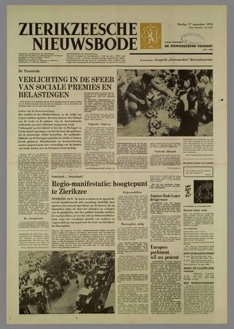 Zierikzeesche Nieuwsbode 1974-09-17