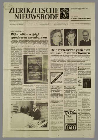 Zierikzeesche Nieuwsbode 1985-12-19