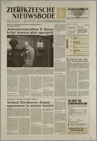 Zierikzeesche Nieuwsbode 1993-01-25