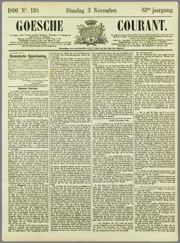 Goessche Courant 1896-11-03