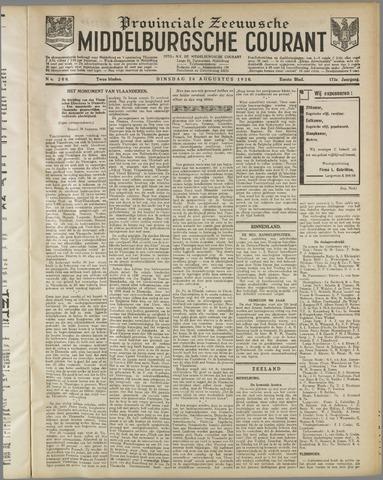 Middelburgsche Courant 1930-08-26