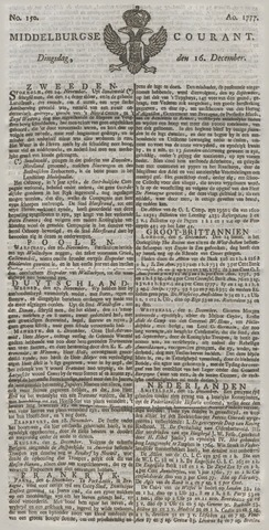 Middelburgsche Courant 1777-12-16