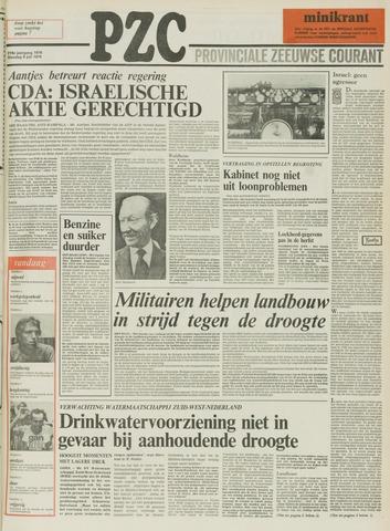 Provinciale Zeeuwse Courant 1976-07-06