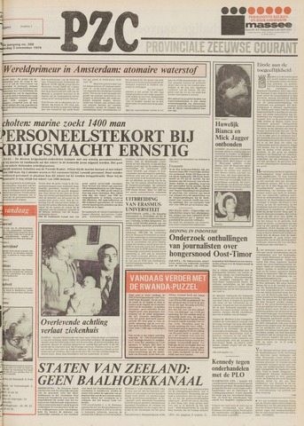 Provinciale Zeeuwse Courant 1979-11-03