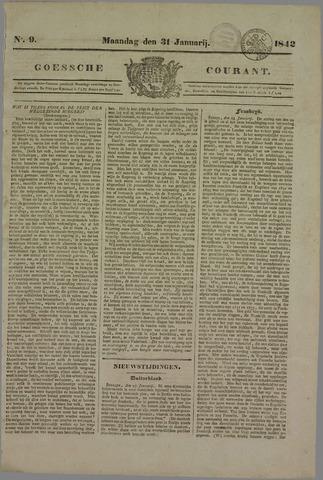 Goessche Courant 1842-01-31