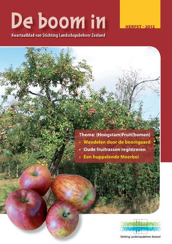 Landschapsbeheer Zeeland - de Boom in 2012-09-21