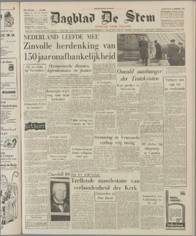 de Stem 1963-12-02