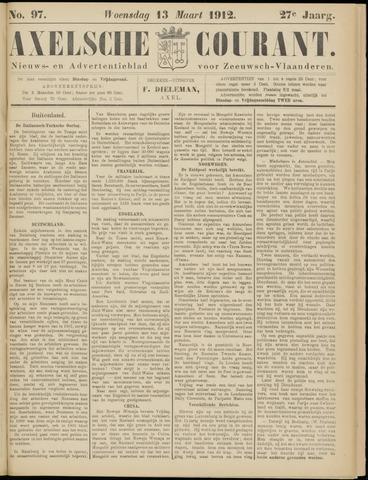 Axelsche Courant 1912-03-13
