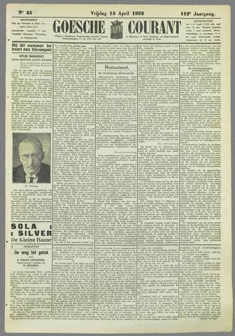 Goessche Courant 1932-04-15