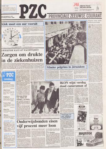 Provinciale Zeeuwse Courant 1989-03-25