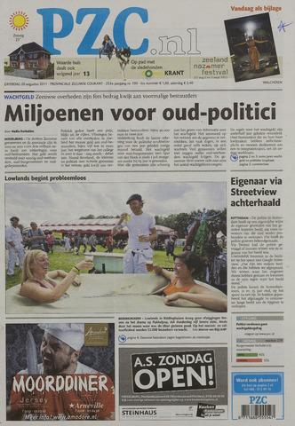 Provinciale Zeeuwse Courant 2011-08-20
