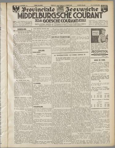 Middelburgsche Courant 1934-02-23