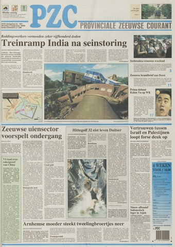 Provinciale Zeeuwse Courant 1999-08-03