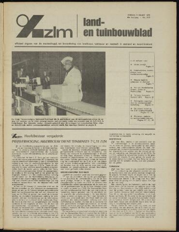 Zeeuwsch landbouwblad ... ZLM land- en tuinbouwblad 1972-03-03