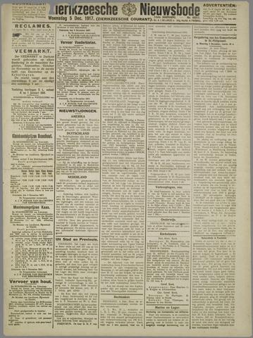 Zierikzeesche Nieuwsbode 1917-12-05