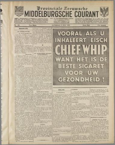 Middelburgsche Courant 1932-07-09