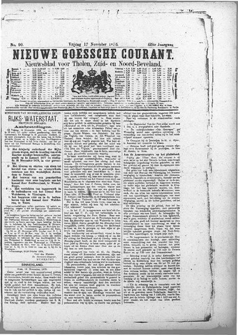 Nieuwe Goessche Courant 1876-11-17