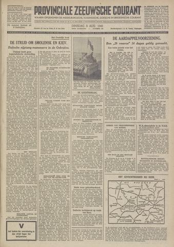 Provinciale Zeeuwse Courant 1941-08-05