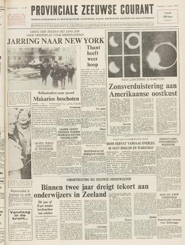 Provinciale Zeeuwse Courant 1970-03-09
