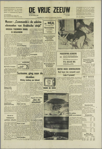 de Vrije Zeeuw 1969-10-25