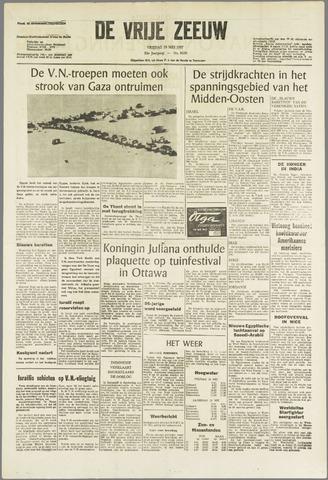 de Vrije Zeeuw 1967-05-19