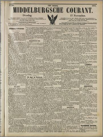Middelburgsche Courant 1903-11-17