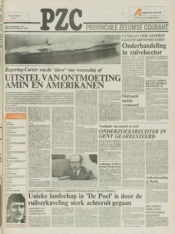 Provinciale Zeeuwse Courant 1977-02-28