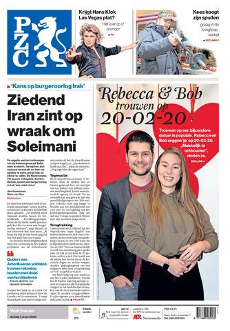 Provinciale Zeeuwse Courant 2020-01-07