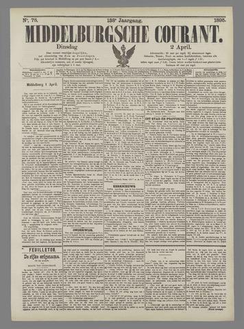 Middelburgsche Courant 1895-04-02
