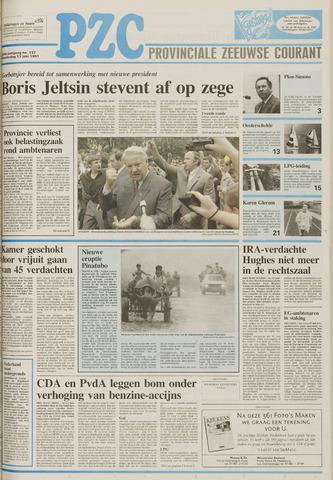 Provinciale Zeeuwse Courant 1991-06-13