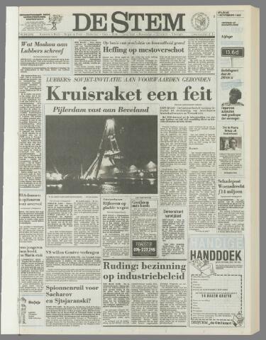 de Stem 1985-11-01