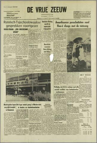 de Vrije Zeeuw 1968-07-31