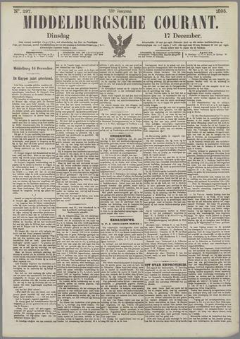 Middelburgsche Courant 1895-12-17