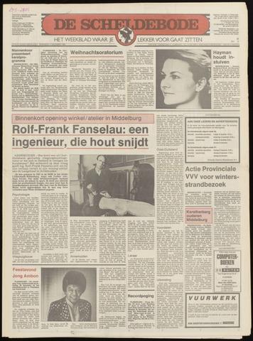 Scheldebode 1986-12-18