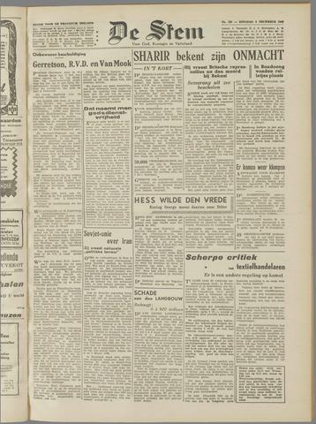 de Stem 1945-12-04