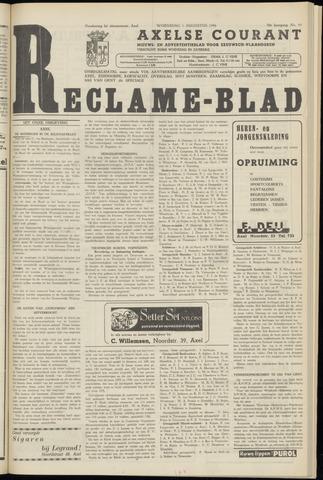 Axelsche Courant 1956-08-01