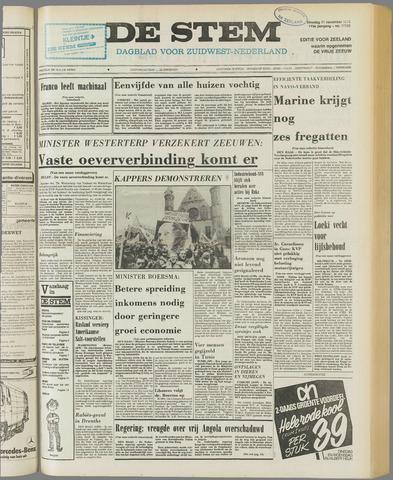 de Stem 1975-11-11